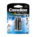 Батарейки Camelion Digi Alkaline AA/AAA 2шт
